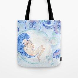 JellyfishGirl Tote Bag