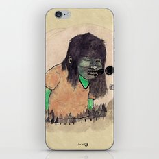 El Grandote iPhone & iPod Skin