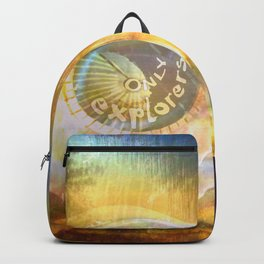 EXPLORERS ONLY / The Biggest Spatial Eye / 26-08-16 Backpack