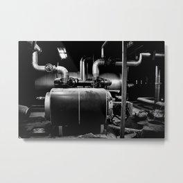 Pipe Dreams Metal Print