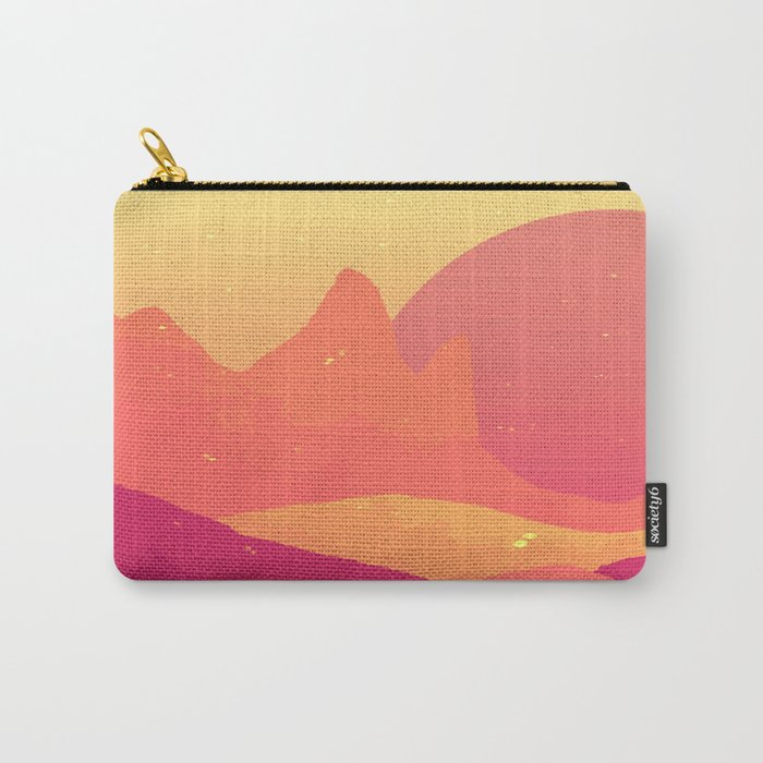 we could be mountains Carry-All Pouch