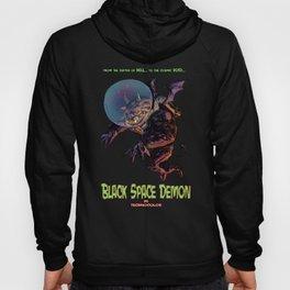 Black Space Demon Hoody