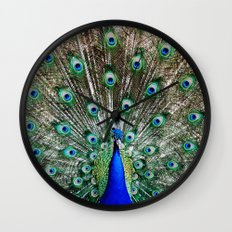 Vibrant Display Wall Clock