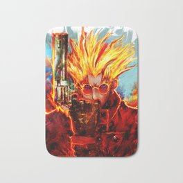 trigun Bath Mat