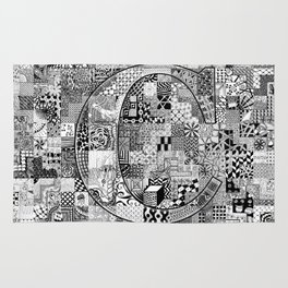 The Letter C Rug