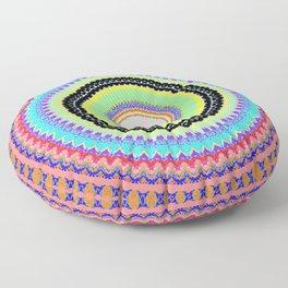 Kaleidoskop Floor Pillow