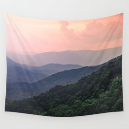 Smoky Mountain National Park III - 98/365 Nature Photography Wall Tapestry