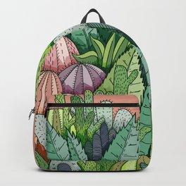 Cactus Garden Backpack