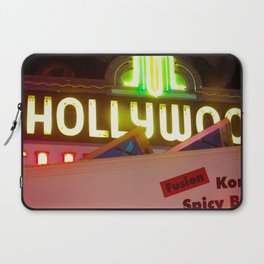 Hollywood Neon Laptop Sleeve