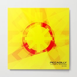 Piccadilly Metal Print