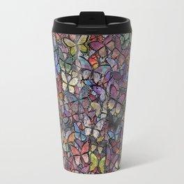 butterfly kaleidoscope Travel Mug