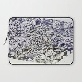 Cubed Butterflies Laptop Sleeve