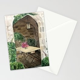 Giselle's Patio Stationery Cards
