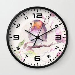 Magnolia #1 Wall Clock