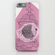 Fishy in Cage iPhone 6s Slim Case