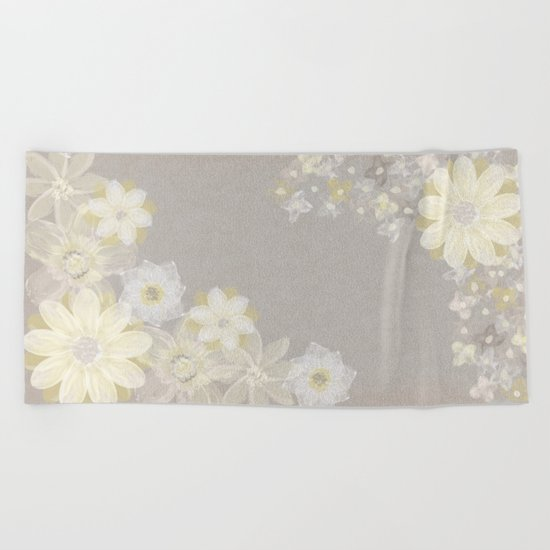 Fresh Beginnings Beach Towel
