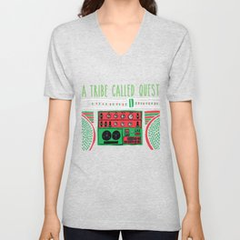 A Tribe Called Quest Radio Unisex V-Neck