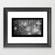 #ERROR57.05 Framed Art Print