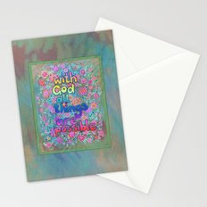 Reminder to Self Stationery Cards