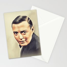 Peter Lorre, Vintage Actor Stationery Cards