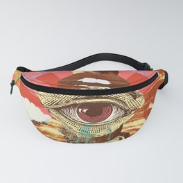 AFTERNOON PSYCHEDELIA REDUX Fanny Pack