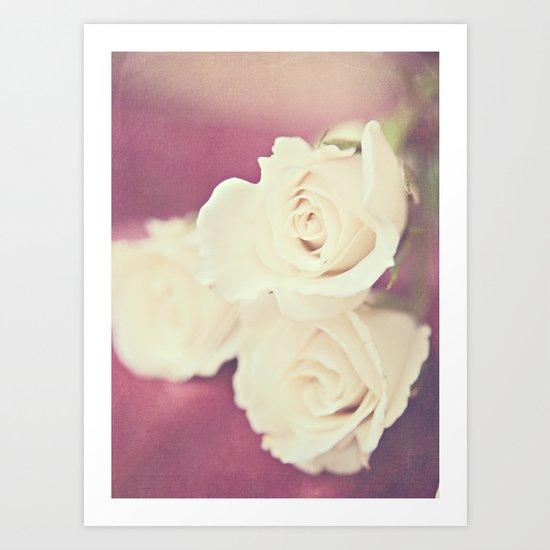 Happy Rose! Art Print
