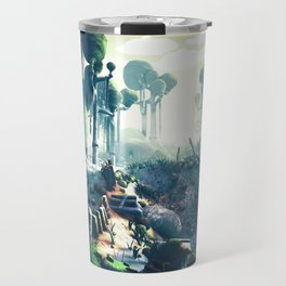 Aldebaran Planet - Path Travel Mug