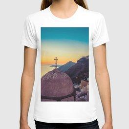 Adorable Santorini T-shirt