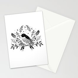 A Bird with Seven Moons Stationery Cards