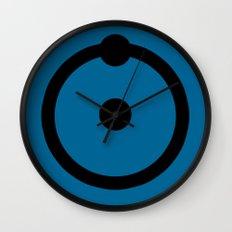Dr, Manhattan Wall Clock