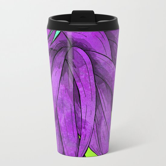 As It Grows Metal Travel Mug