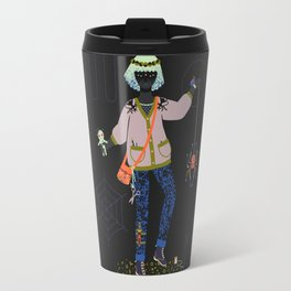 Witch Series: Voodoo Doll Travel Mug