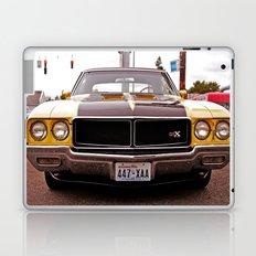 Buick nostalgia Laptop & iPad Skin