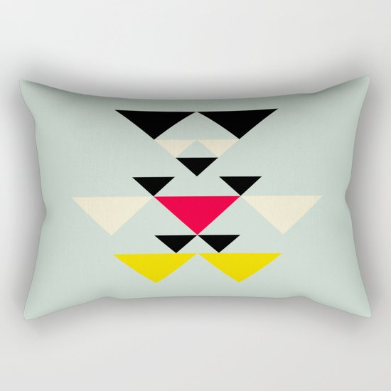The Mouse Rectangular Pillow