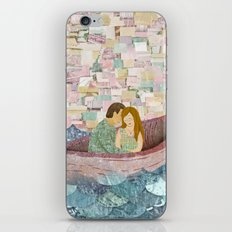 and they lived happily ever after iPhone & iPod Skin