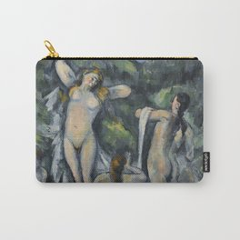 Women Bathing Carry-All Pouch