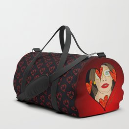 #CB5heats Duffle Bag