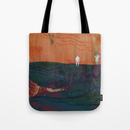 dune drifters Tote Bag