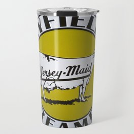 Ice Cream Sign Travel Mug