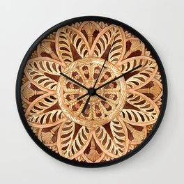 Landmark Medallion Wall Clock