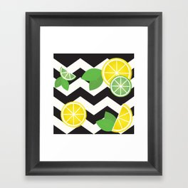 Simply the Zest Framed Art Print