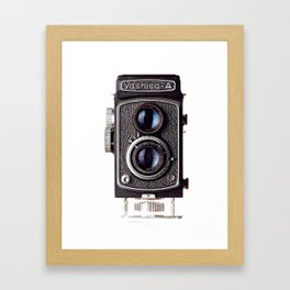 yashica Framed Art Print