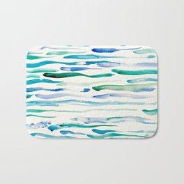 Tranquil Sea Bath Mat