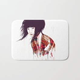 Estampe Bath Mat