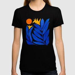 Community Garden / Mid Century Abtract T-shirt