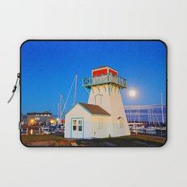 Summerside Harbour lighthouse Laptop Sleeve