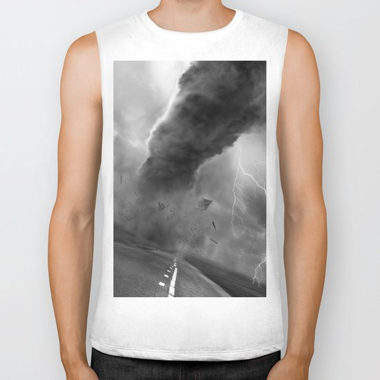 Storm Biker Tank