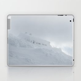 Lodge Draga Karolina on big mount Snežnik, Slovenia Laptop & iPad Skin