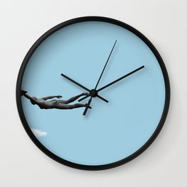 Le petit Cloud - Hey! Wall Clock