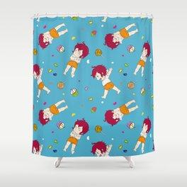 Chu Chu Angel : Pattern Print 6 Shower Curtain